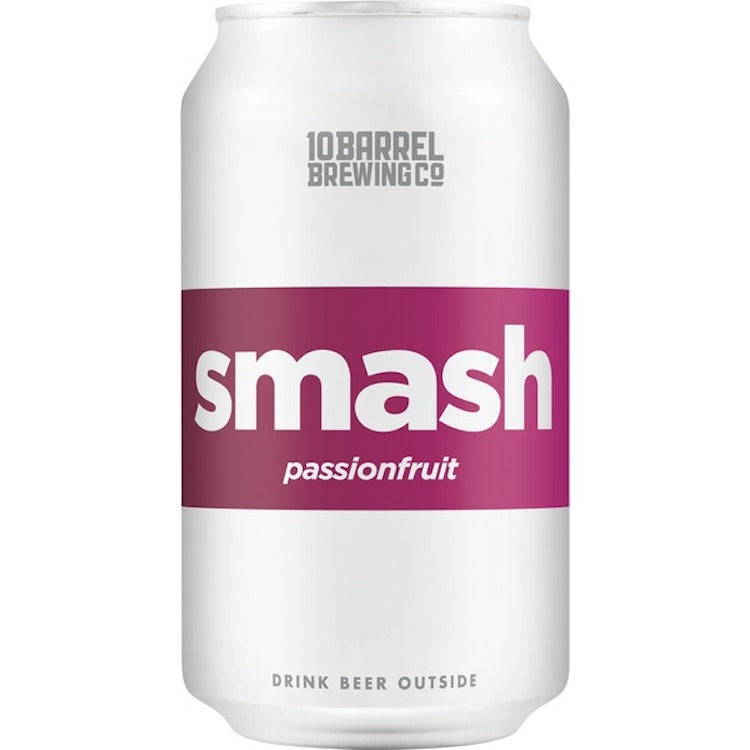 10 BARREL SMASH PASSIONFRUIT 6PK - ishopliquor