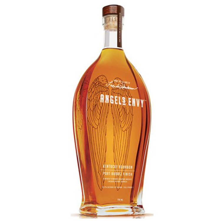Angel's Envy Bourbon - ishopliquor