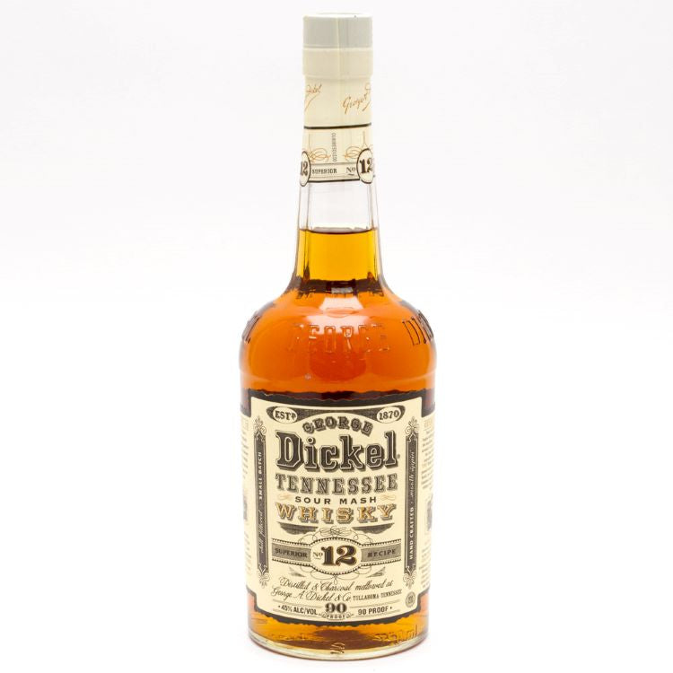 George Dickel #12 Whiskey - ishopliquor