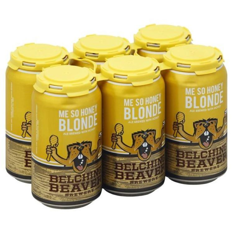 Belching Beaver Me So Honey 6pk - ishopliquor