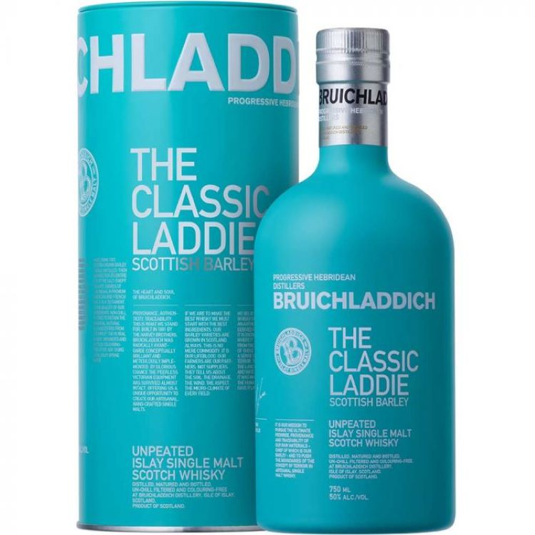 Bruichladdich The Classic Laddie Unpeated - ishopliquor