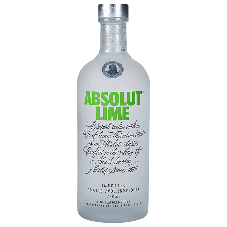 [BUY] Absolut Lime Vodka - ishopliquor