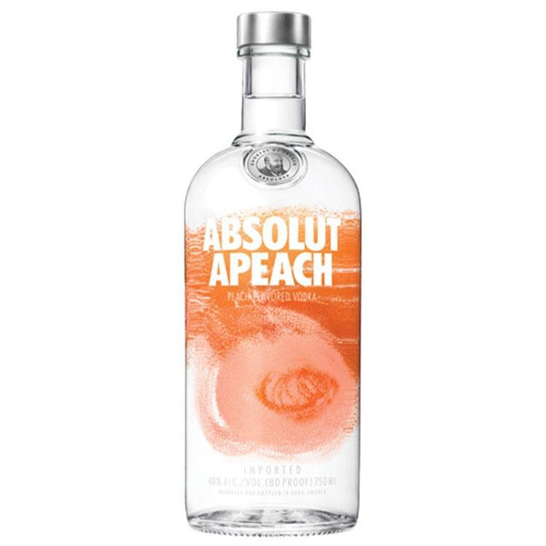 Absolut Apeach Vodka - ishopliquor