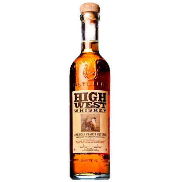 High West American Prairie Bourbon - ishopliquor