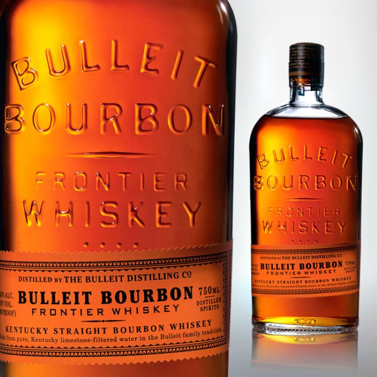 Bulleit Bourbon Whiskey - ishopliquor