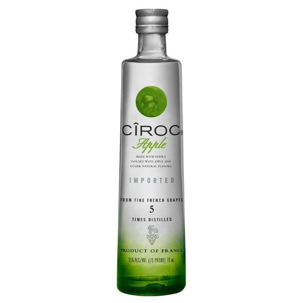 Cîroc Apple Vodka - ishopliquor