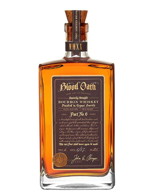 Blood Oath Pact No. 6 - ishopliquor