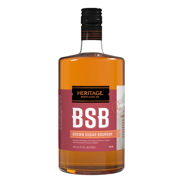 Heritage BSB Brown Sugar Bourbon - ishopliquor