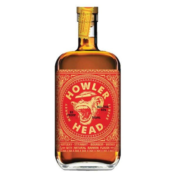 Howler Head Banana Bourbon - ishopliquor