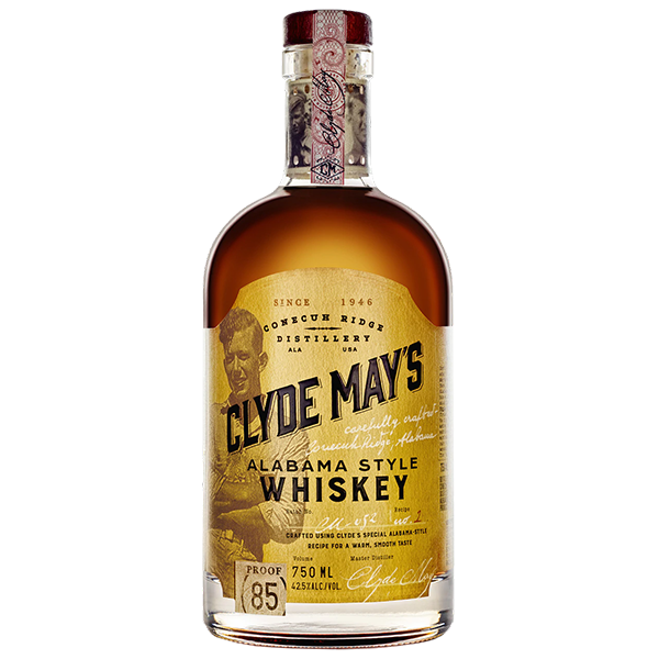 Clyde May's Alabama Whiskey - ishopliquor