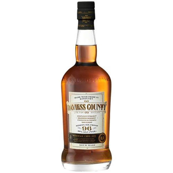 Daviess County French Oak Cask Finished - ishopliquor