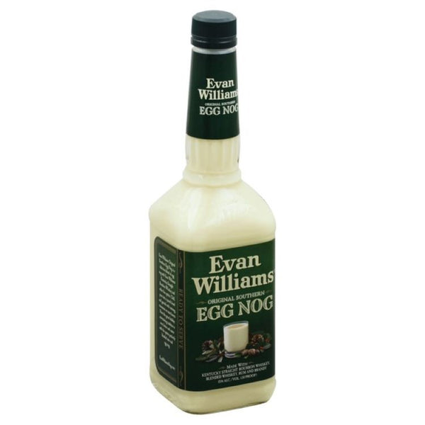 Evan Williams Egg Nog - ishopliquor