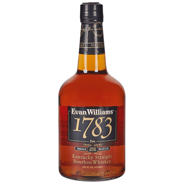 Evan Williams 1783 Bourbon - ishopliquor