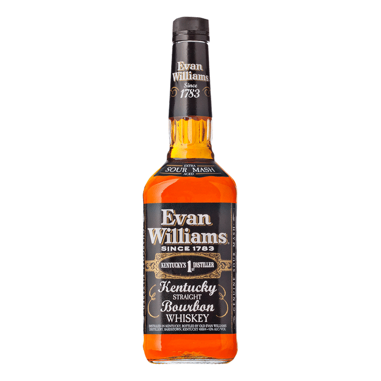 Evan Williams Bourbon - ishopliquor
