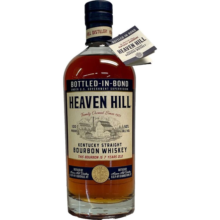 Heaven Hill 7 Year Old Bourbon - ishopliquor