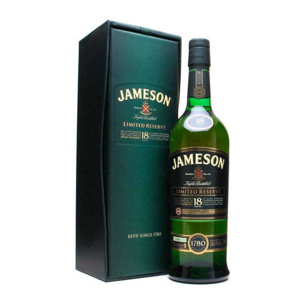 Jameson 18 Year Irish Whiskey - ishopliquor