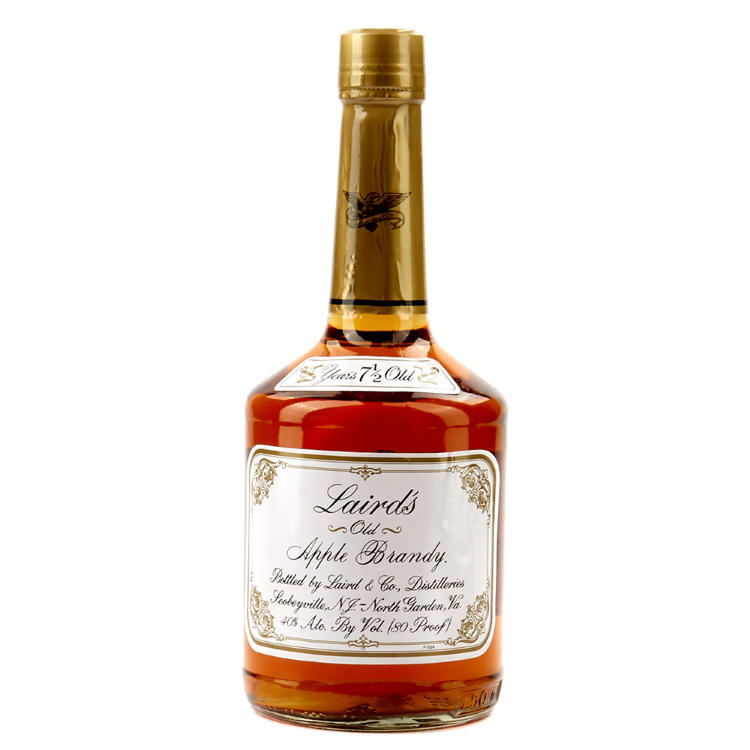 Laird's 7.5 Year Old Apple Brandy - ishopliquor
