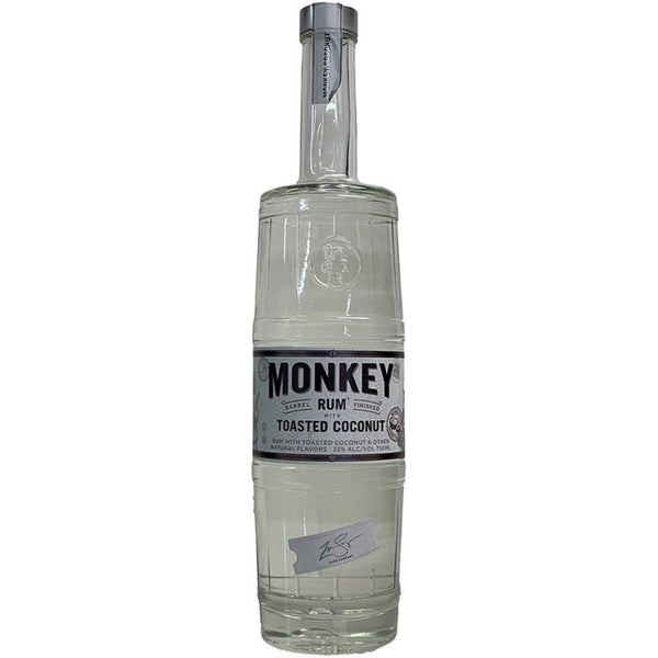 Monkey Toasted Coconut Rum - ishopliquor