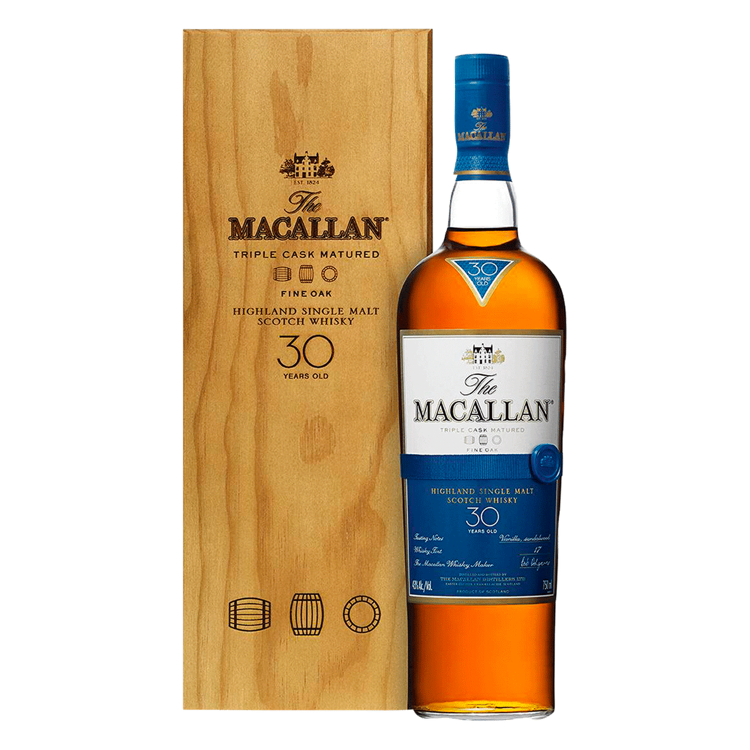 Macallan Fine Oak 30 Year - ishopliquor