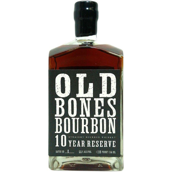 Old Bones 10 Year Bourbon - ishopliquor