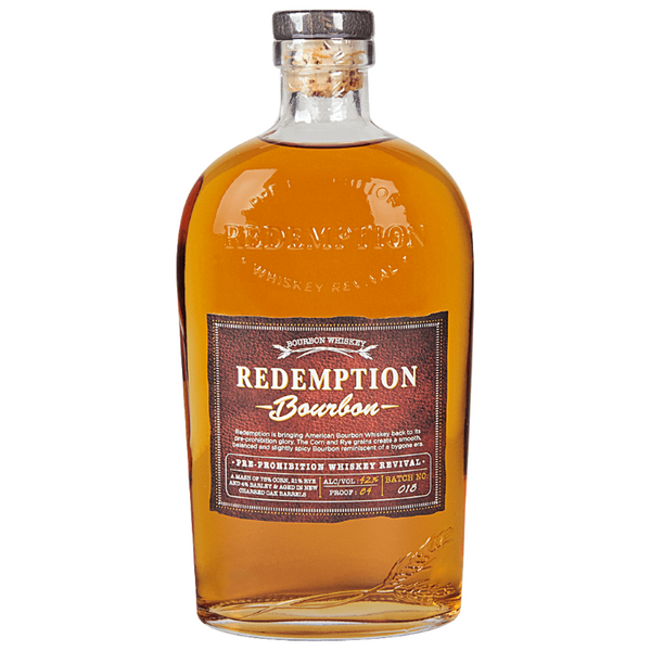Redemption Pre-Prohibition Revival - ishopliquor