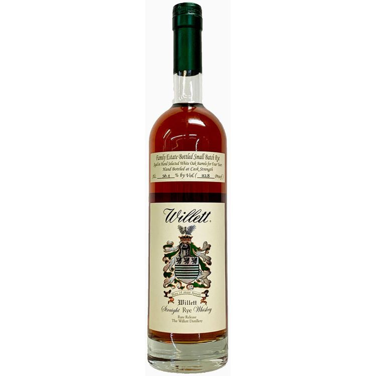 Willett Rye Whiskey - ishopliquor