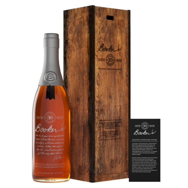 Booker's 30th Anniversary Bourbon - ishopliquor
