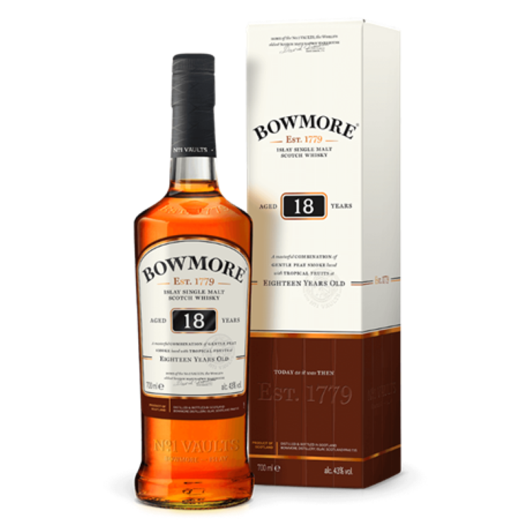 Bowmore 18 Year Old - ishopliquor