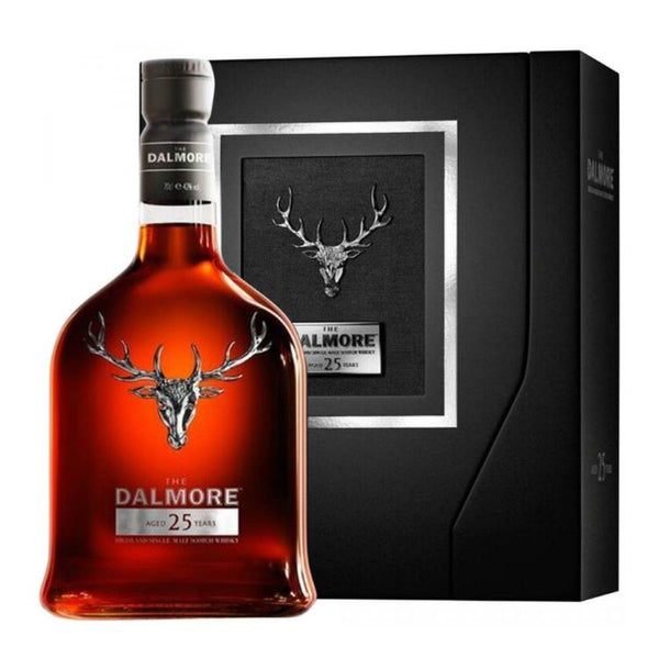 Dalmore 25 Year Old Scotch Whiskey - ishopliquor