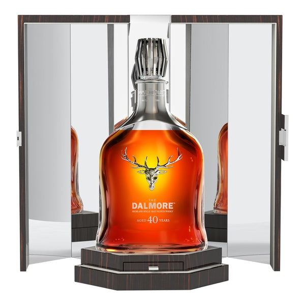 Dalmore 40 Year Single Malt Scotch