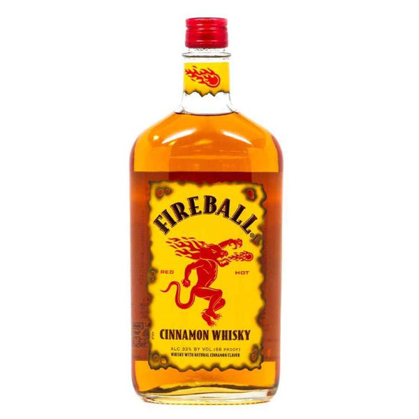 Fireball Cinnamon Whiskey - ishopliquor