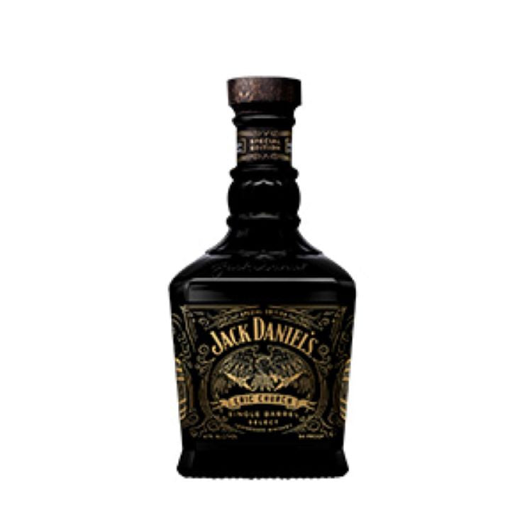 Jack Daniels Single Barrel Eric Church Whiskey