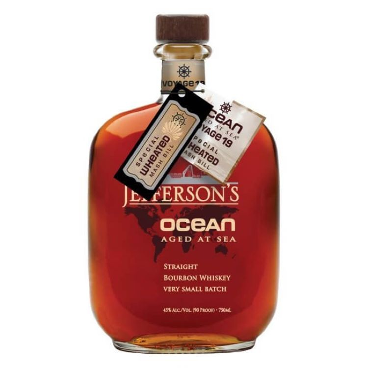 Jefferson's Ocean Aged At Sea Bourbon - ishopliquor