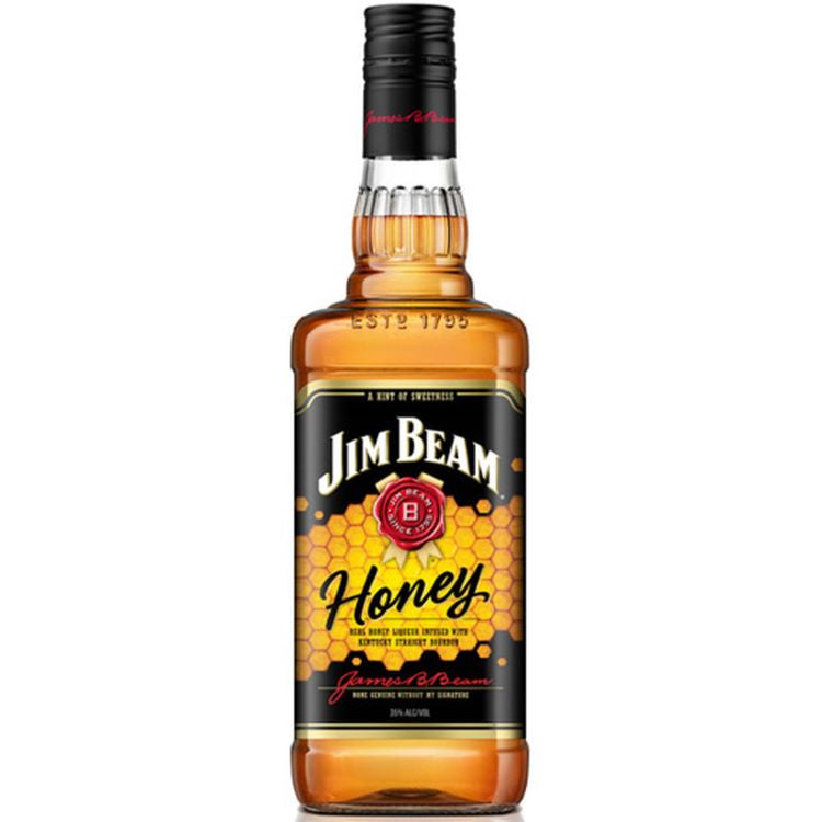 Jim Beam Honey Bourbon - ishopliquor