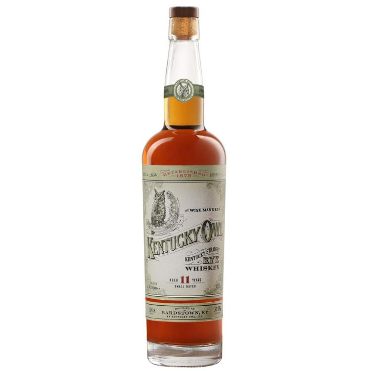 Kentucky Owl 11 Year Rye Whiskey - ishopliquor