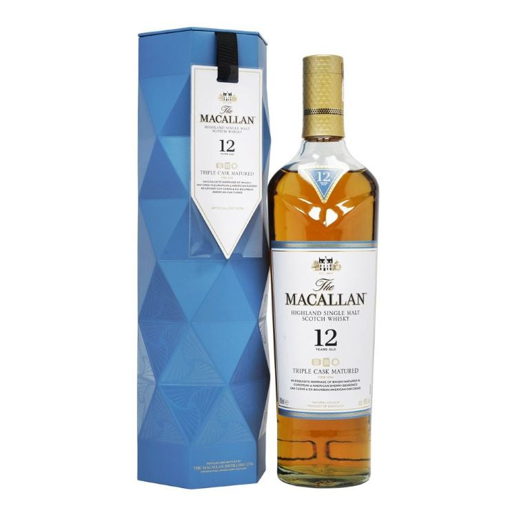 Macallan 12 Year Triple Cask Matured - ishopliquor