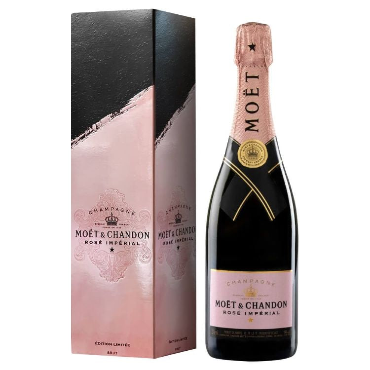 Moet & Chandon Rose Imperial Champagne - ishopliquor