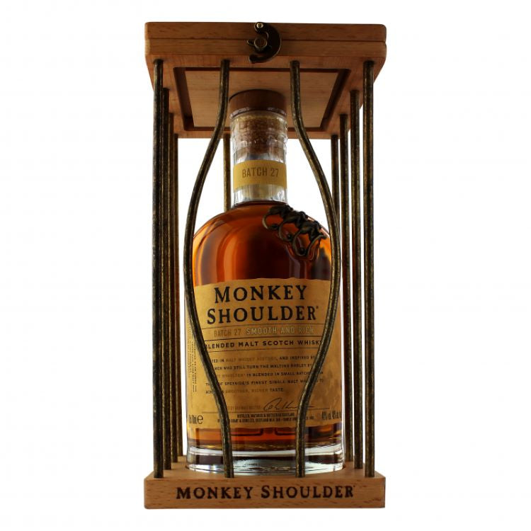 Monkey Shoulder Scotch - ishopliquor