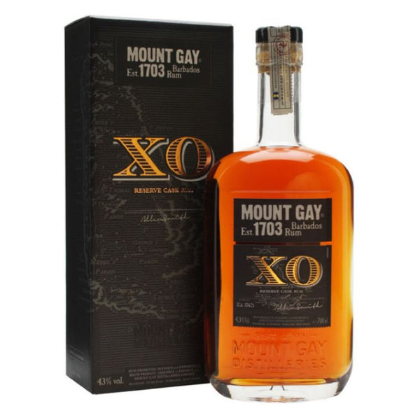 Mount Gay Extra Old XO - ishopliquor