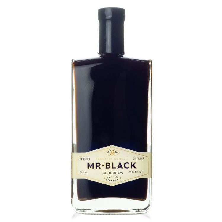 Mr. Black Liqueur - ishopliquor