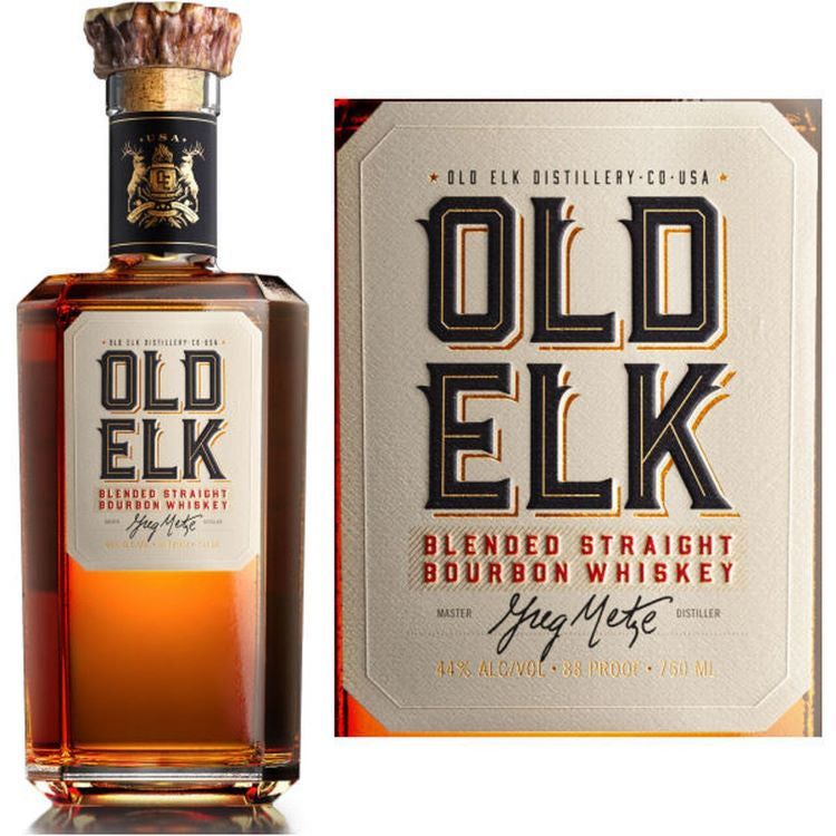 Old Elk Bourbon - ishopliquor