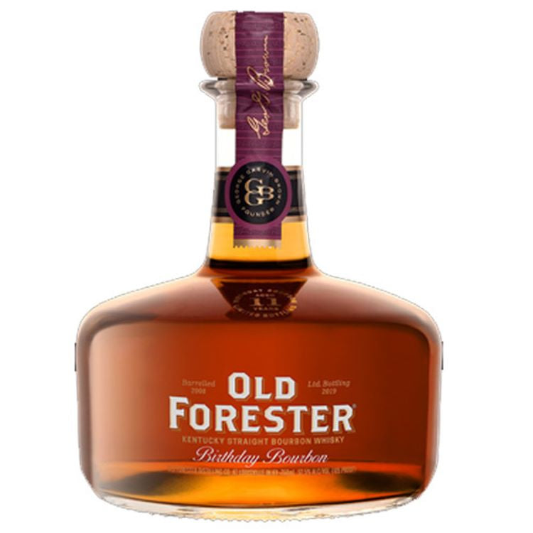 Old Forester Bourbon Birthday - ishopliquor