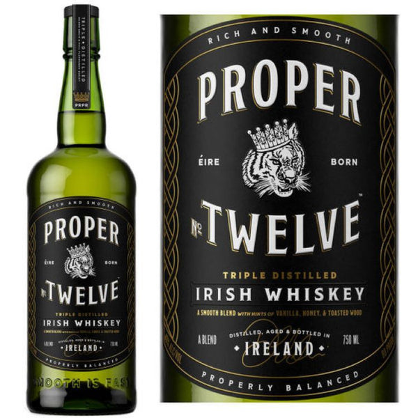 Proper Twelve Irish Whiskey - ishopliquor