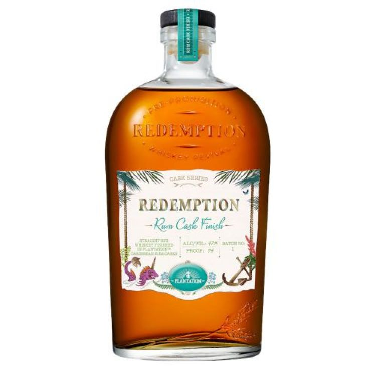 Redemption Rye Rum Cask Finish
