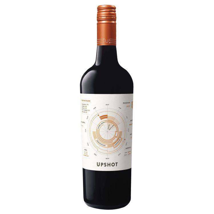 Upshot By Rodney Strong Red Blend - ishopliquor