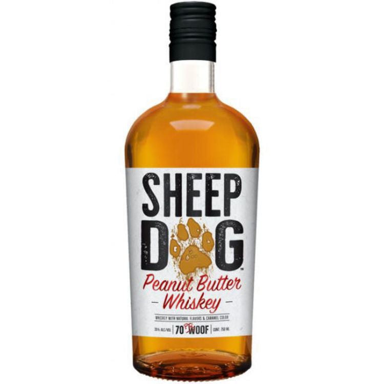 Sheep Dog Peanut Butter Whiskey - ishopliquor