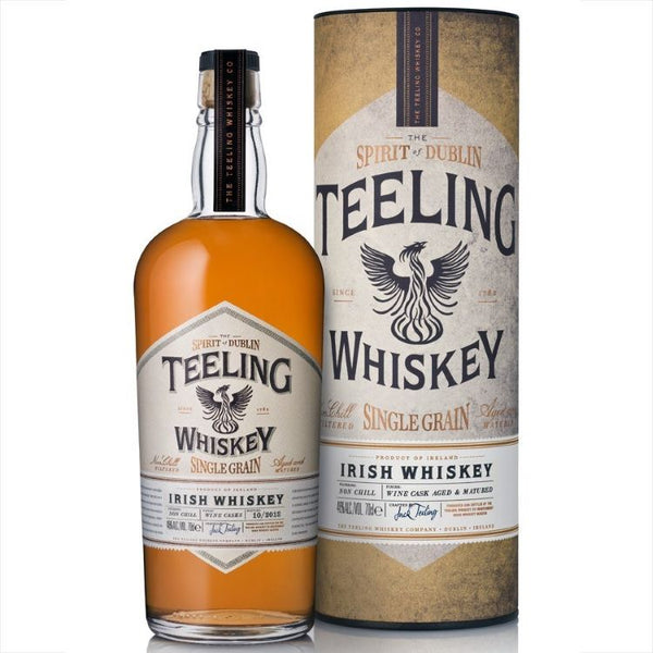 Teeling Single Grain Whiskey - ishopliquor