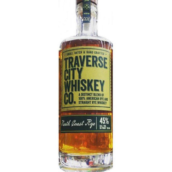Traverse City North Coast Rye - ishopliquor
