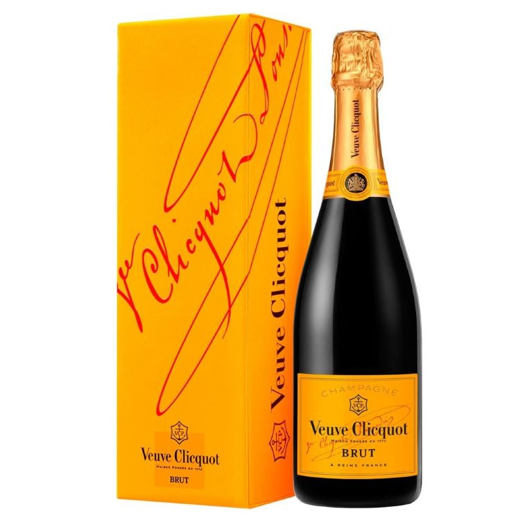 Veuve Clicquot Orange Label Champagne - ishopliquor