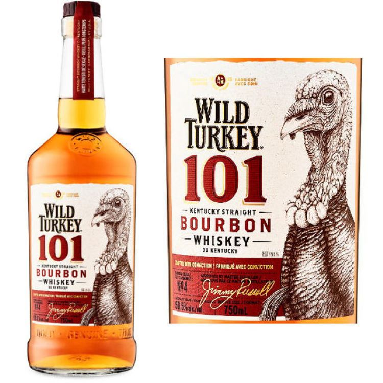 Wild Turkey 101 Bourbon - ishopliquor